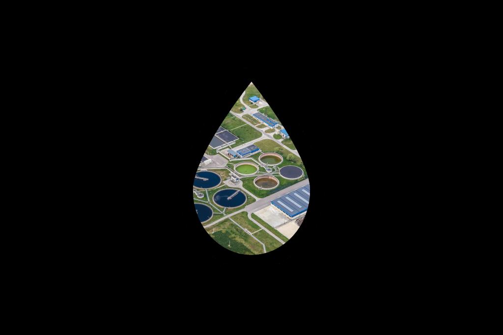Illustration Jeu 2 de la Fresque de l'Eau, le cycle anthropique de l'eau