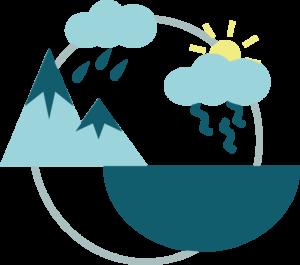 Logo du jeu la Fresque de l'Eau pour sensibiliser aux enjeux de l'eau